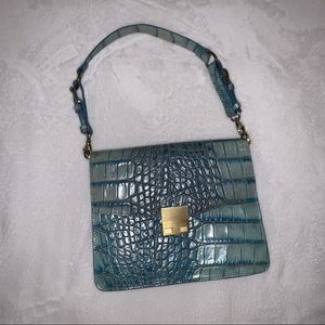 Preston & York alligator purse